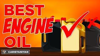Choosing ENGINE OIL in PAKISTAN