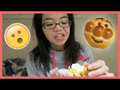 EATING ANPANMAN! (HONG KONG DAILY VLOG)
