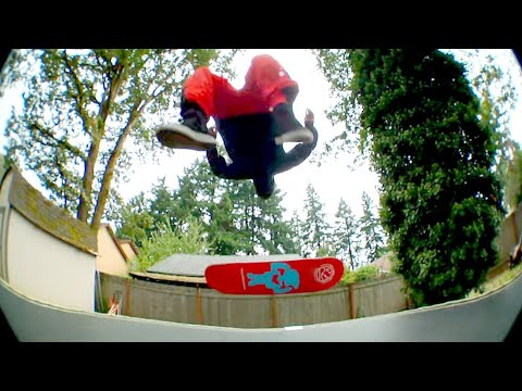 150 INCREDIBLE TRAMPOLINE SKATE TRICKS YOU HAVE TO WATCH!!