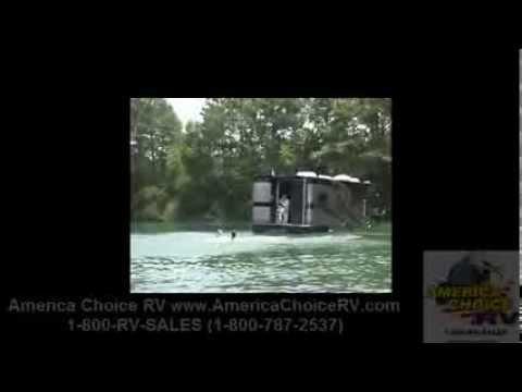 Terra Wind Amphibious RV Motorhome - America Choice RV Video Review