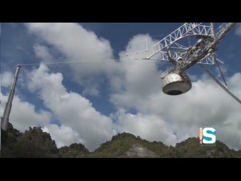 Aventura Científica - 50 Aniversario del Observatorio de Arecibo (1/3)