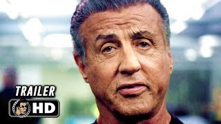 BACKTRACE Trailer (2018) Sylvester Stallone Action Movie