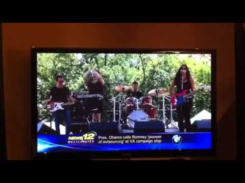 S&S on News 12 Westchester