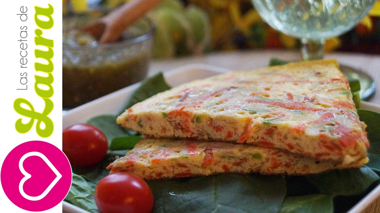 Receta de huevo con verduras comida saludable youtube for Comidas faciles de cocinar