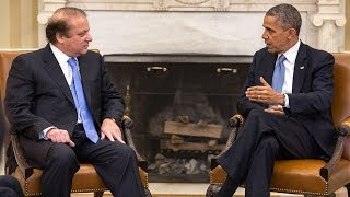 President Obama's Bilateral Meeting with Prime Minister Nawaz Sharif of   10/24/13