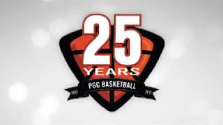Thank You for 25 Years   PGC Basketball