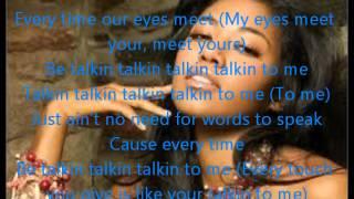 Amerie - Talking to me (lyrics)