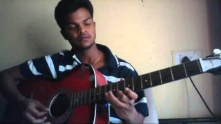 Ashique2 - chahun main ya na (guitar lead) -  hindi movie