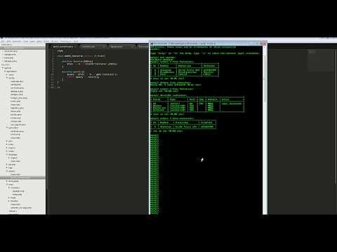 Crear aplicaciones web con Php, CodeIgniter y Bootstrap PARTE 2