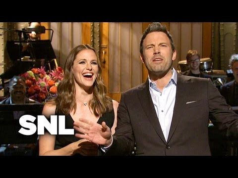 Ben Affleck Monologue - Saturday Night Live