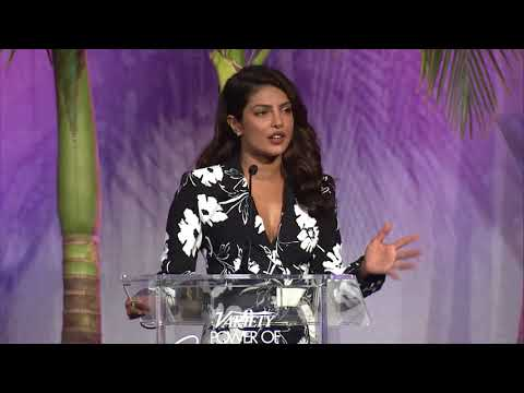 Priyanka Chopra - Full Power of Women Speech thumbnail