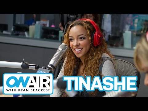 50 Shades of Tinashe! | On Air with Ryan Seacrest
