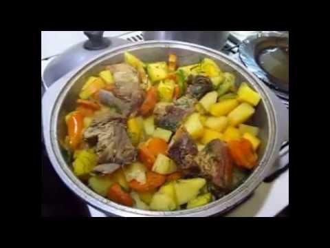 Как готовить рагу - видео