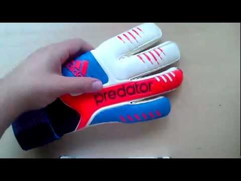 Unboxing Adidas Predator Pro Goalkeeper Glove/Guante de portero