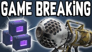 Destiny 2 - MAX POWER AMMO GLITCH TO DESTROY ANY BOSS!