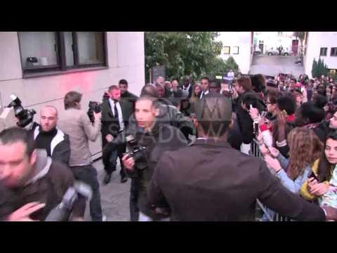 EXCLUSIVE - Vanessa Hudgens mayhem at Fan2 in Paris