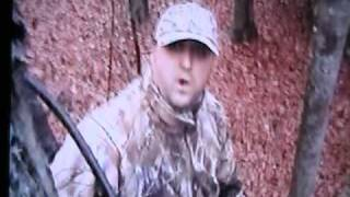 new york whitetail hunt 2009-funny