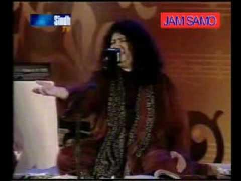 Abida Parveen--- Nad-e- Ali Parh Nad-e-ali Pholay Phalay Teray Dil(rehan Shigri Balti).flv video