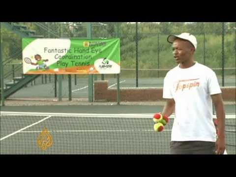 Tennis in South Africa: Soweto hoping to produce future star