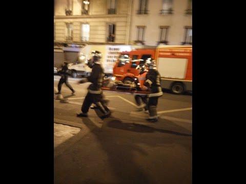 Attentats à #Paris : La thèse d'attaques terroristes se confirme