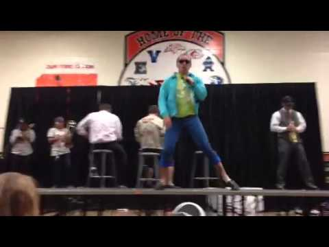 2013 Mountain Madness Teacher Lip Sync