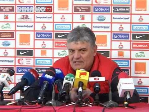 Conferinta de presa Ioan Andone dupa Dinamo - Unirea Urziceni 3-1