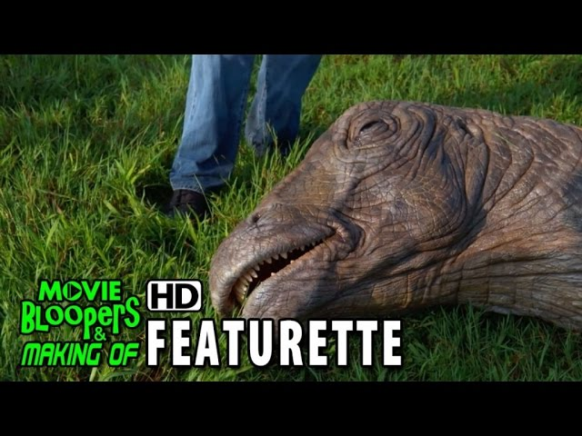 Jurassic World (2015) Featurette - Classic Jurassic Crew