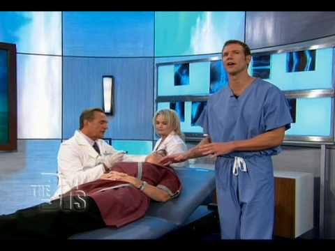HydraFacial on CBS The Doctors show. HydraFacial on CBS The Doctors show