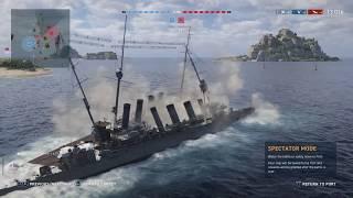 World of Warships: Legends - PS4 Single Player v AI  + Spectator Mode - #3
