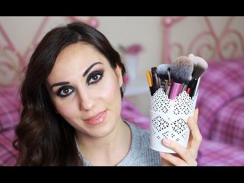Come pulisco perfettamente Beauty Blender e pennelli da trucco