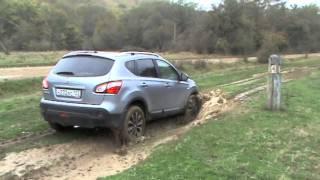 Nissan Qashqai 2011 off road