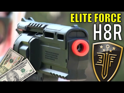 Elite Force H8R Review - Is This The Next BEST Thing? - The $60 Airsoft Gun