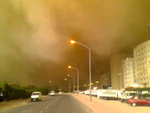 Kuwait Sand Storm: Friday, March 25 2011