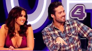 Vicky Pattison & Spencer Matthews Awkwardly Confront Their Break-Up | Virtually Famous