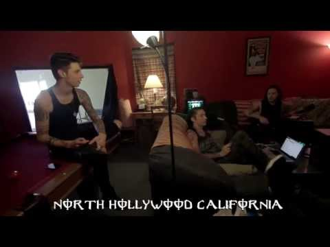 Black Veil Brides - In The Studio - Part 02 video