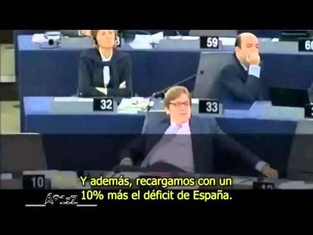 Mariano Rajoy, el presidente más incompetente de Europa.