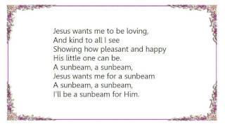 Watch Cedarmont Kids Jesus Wants Me For A Sunbeam video