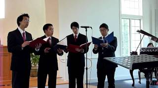真耶穌教會 True Jesus Church Men