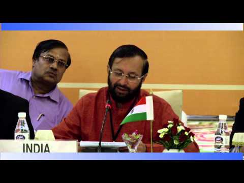 Shri Prakash Javadekar's Welcome Address at the 18th BASIC Ministerial Meeting on Climate Change