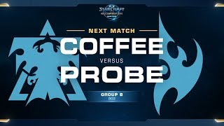 Coffee vs Probe TvP - Ro16 Group B - WCS Winter Americas