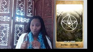 CANCER General Tarot Reading JULY 2016