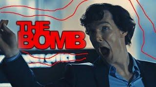 ►sherlock; i'm the bomb [humour]