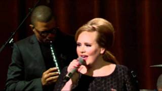 Adele - My Same (Live HD) Itunes Festival 2011