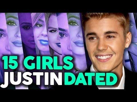 15 Girls That Justin Bieber Has