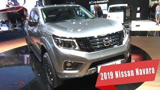 2019 Nissan Navara - Interior and Exterior Review