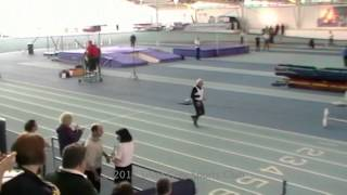 Charles Eugster's 200m World Record, from Silver Grey Sports Club