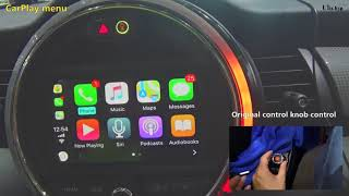 How to install Unichip Mini Cooper CarPlay to 2014  MINI copper with NBTNavi System