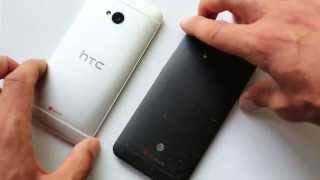 HTC One - Black vs Silver, scratches and dings; International vs USA LTE