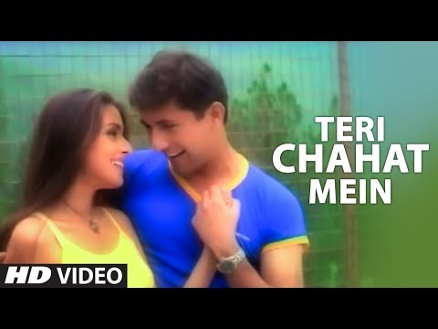 Teri Chahat Mein Video Song Harry Anand | Super Hit Evergreen Album Songs Hindi video