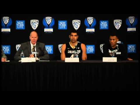 Post Game Press Conference: CU vs. Arizona